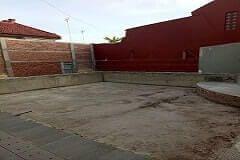 Renovasi kolam renang Gang Guest House Tuban