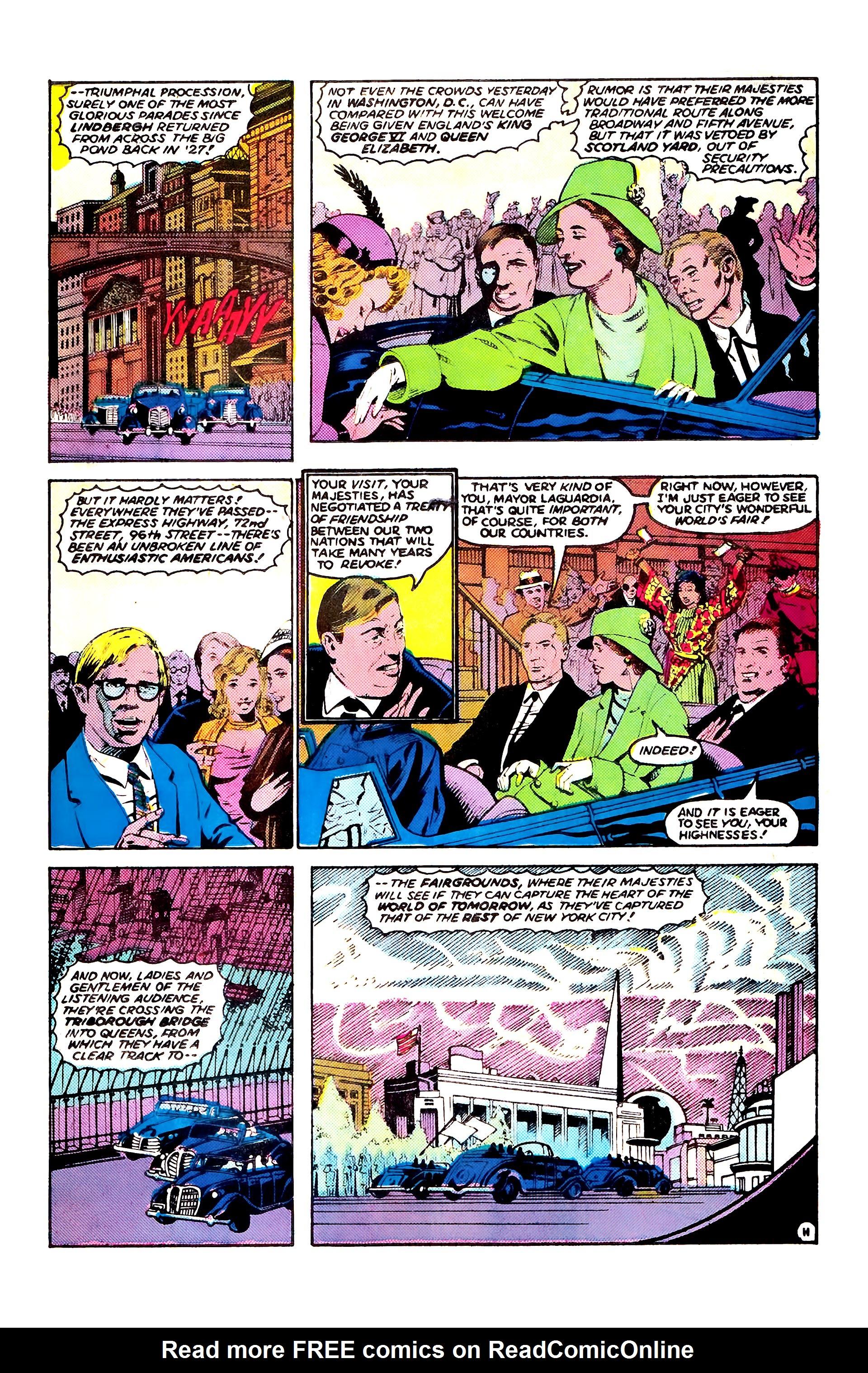 Read online Secret Origins (1986) comic -  Issue #7 - 35
