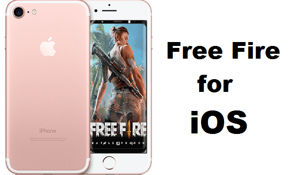 Free Fire for iOS/iPhone/iPad - Free Download