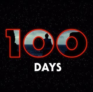 Star Wars The Last Jedi . 100 ημέρες ακόμα! (BINTEO)
