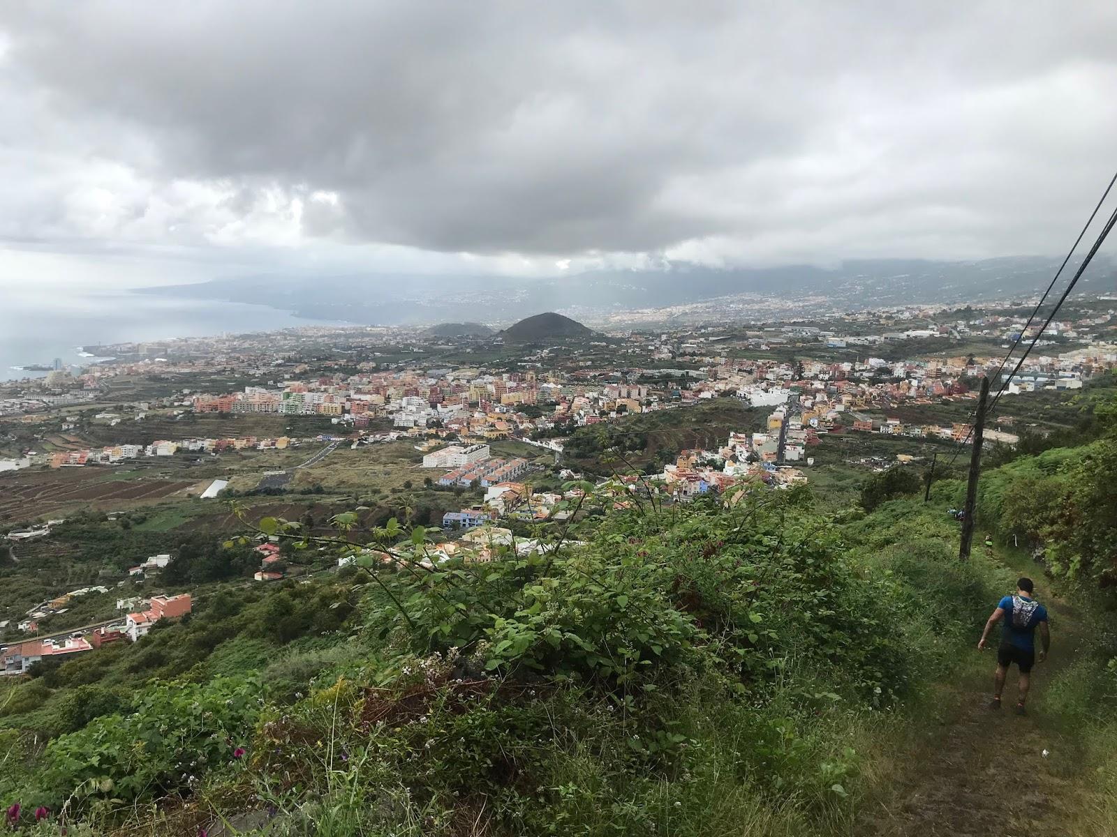Bluetrail Tenerife Teneriffa Mirador de San Pedro