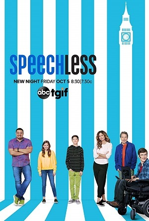 Speechless - 3ª Temporada Legendada Séries Torrent Download capa