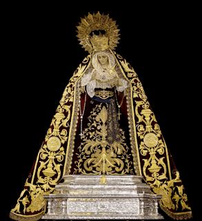 La salida extraordinaria de María Santísima de las Maravillas de Granada será el 18 de mayo de 2019