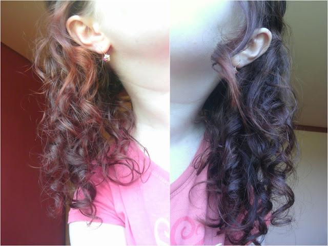 Moje sposoby na upały i suche włosy