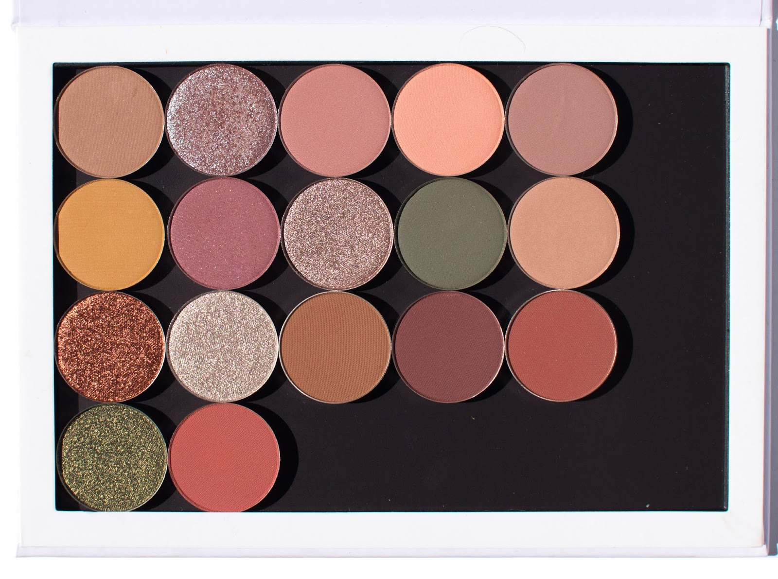 Eyeshadows Haul and A New Perspective on Eyeshadows Palettes - Portrait of Mai