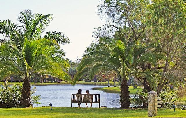 Informações sobre o Fairchild Tropical Botanic Garden em Miami