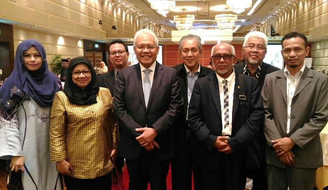 Menteri KPDNKK, Persidangan Tahunan MPM, Seri Pacific Hotel,