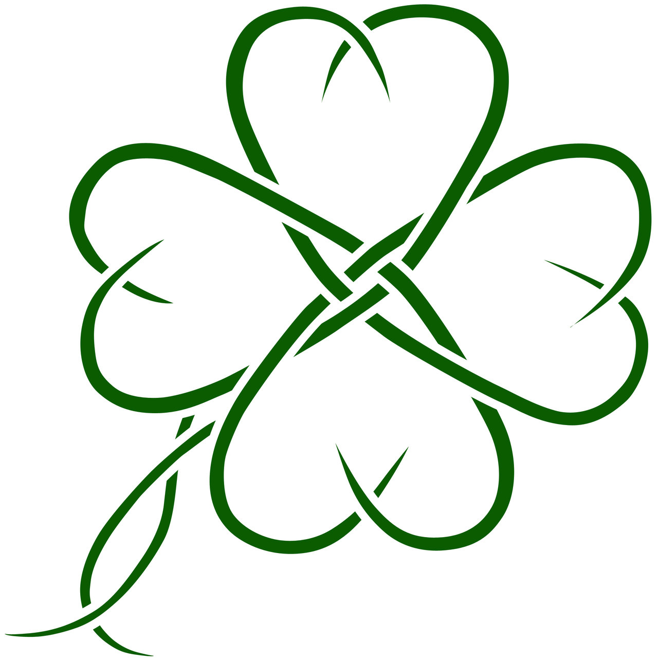 My Tattoo Designs: Clover Tattoos For Women