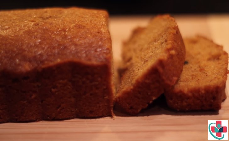 Cinnamon and Spice Sweet Potato Bread Recipe