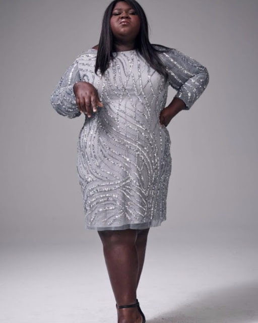 Gabourey Sidibe has lost more weight; she's now almost half her former size