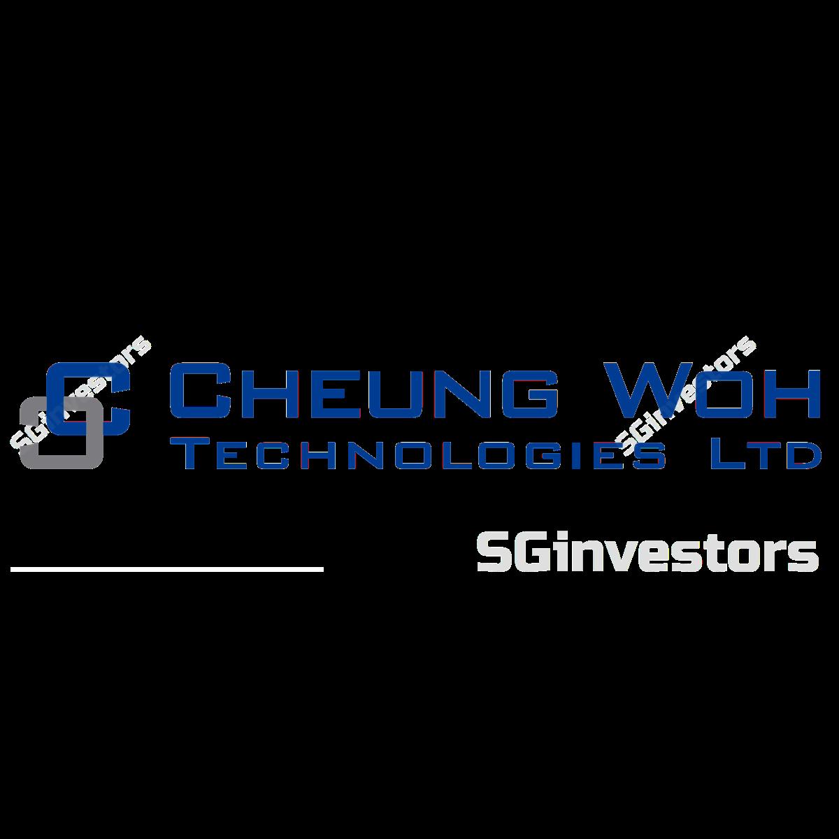 CHEUNG WOH TECHNOLOGIES LTD (SGX:C50) @ SGinvestors.io