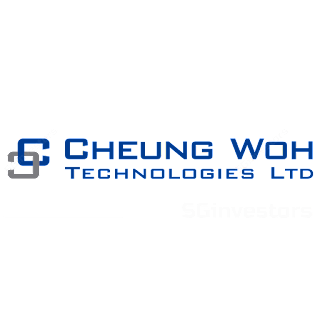 CHEUNG WOH TECHNOLOGIES LTD (C50.SI) @ SG investors.io