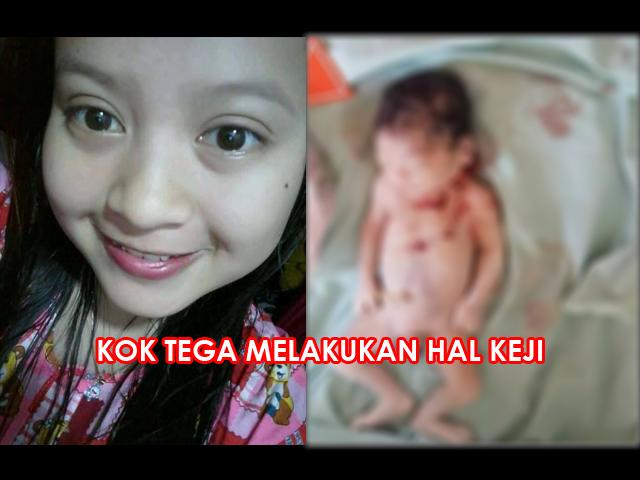 Malu Karena Hamil Diluar Nikah, Remaja ini Tega Bunuh Bayinya Dengan Gunting