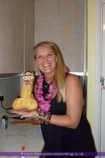 Create a Cookie - Hen Party / Bachelorette Game at The Purple Pumpkin Blog