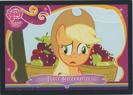 My Little Pony Fancy Mathematics Series 2 Trading Card