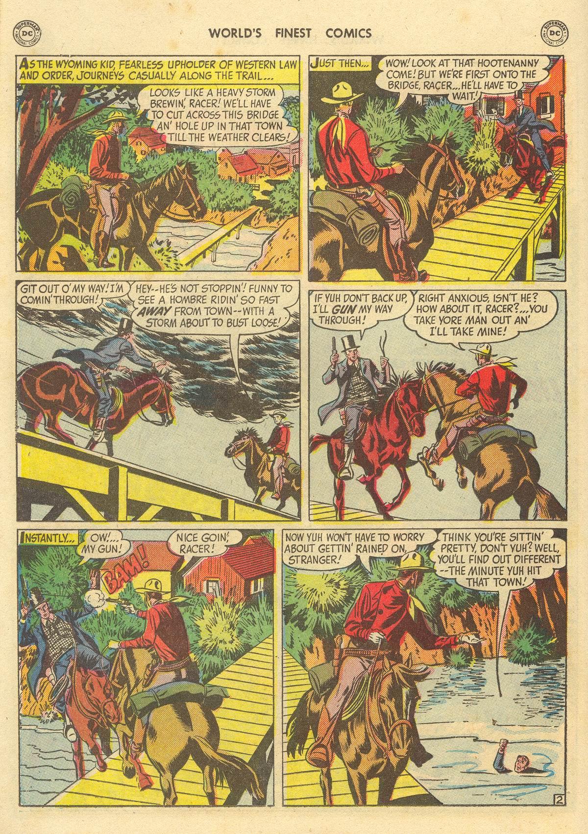 Read online World's Finest Comics comic -  Issue #51 - 44