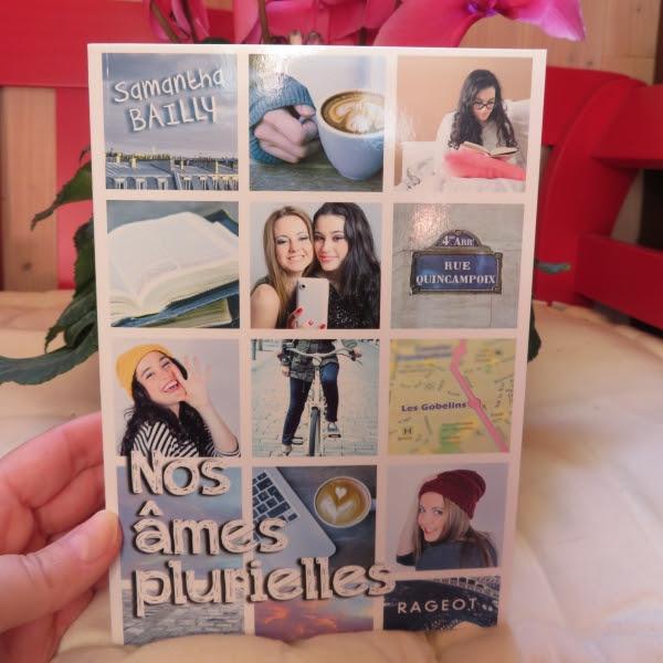 Nos âmes jumelles, tome 3 : Nos âmes plurielles de Samantha Bailly