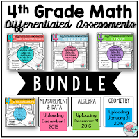 4th grade standards based assessments common core