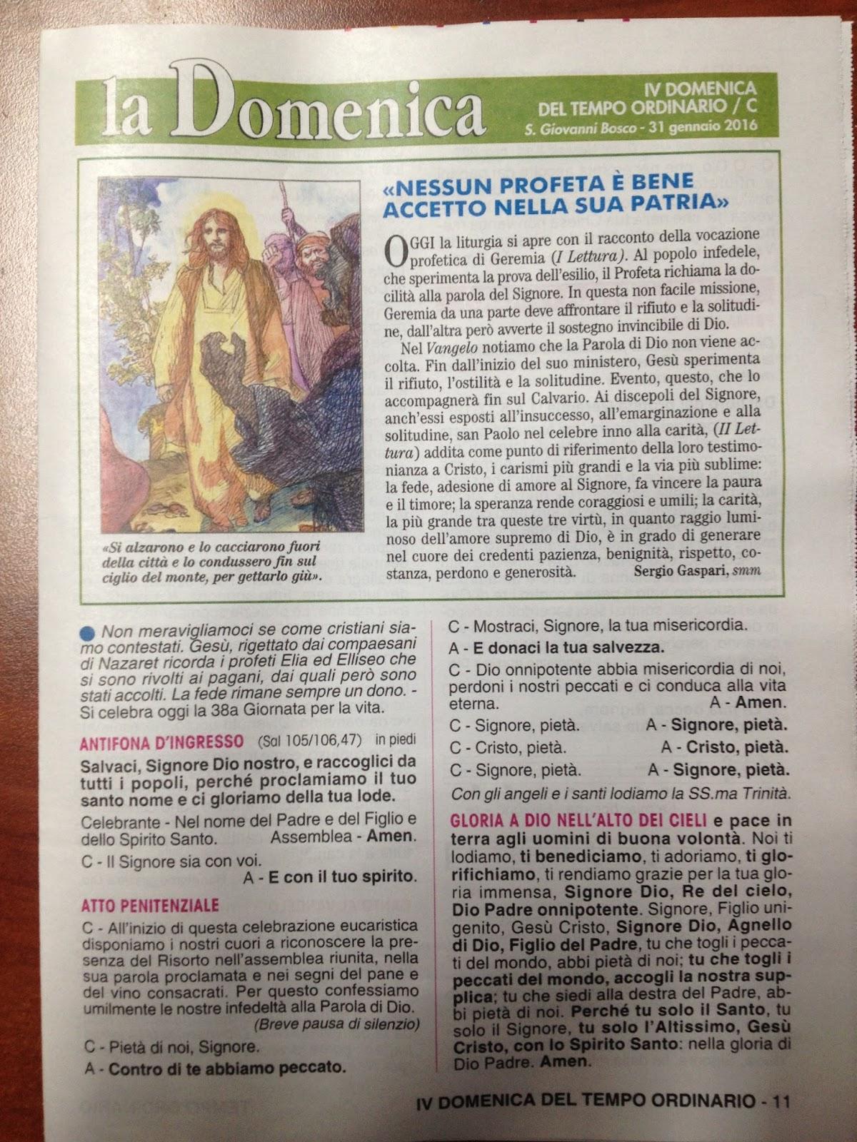 ORDINARIO DELLA MESSA EBOOK DOWNLOAD
