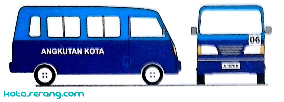 Gambar Angkutan Umum No.6