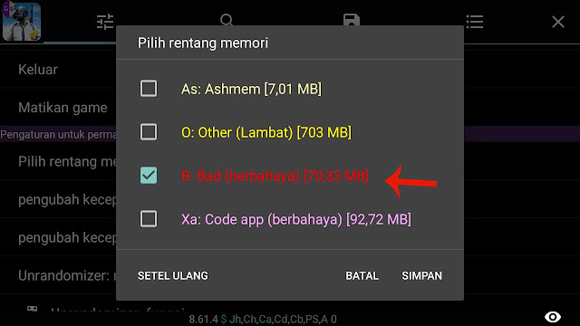 download mod cheat pubg mobile