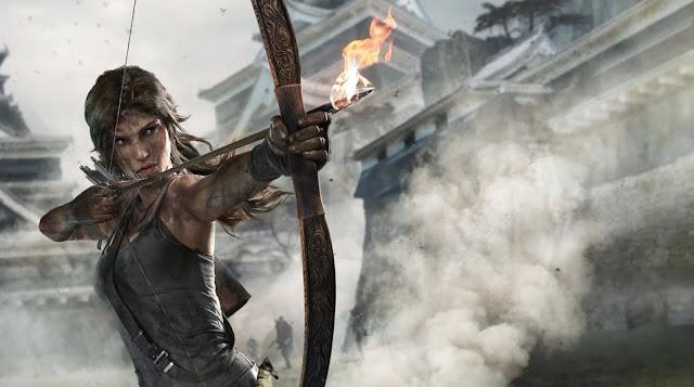 صور خلفيات الهاتف Tomb Raider Wallpaper