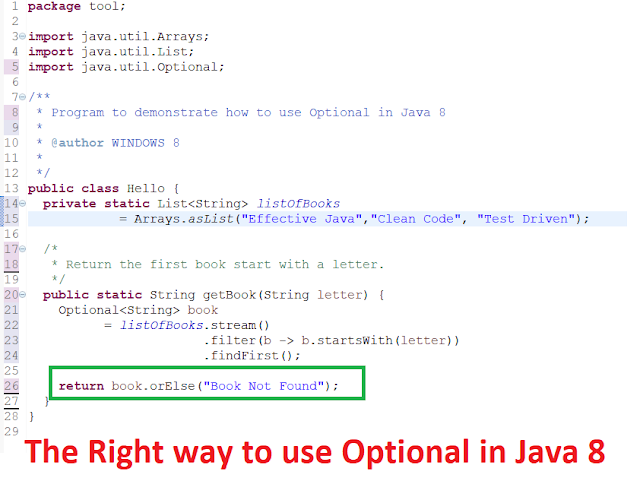 Oracle Java Certification, Oracle Java Learning, Oracle Java Tutorials and Materials