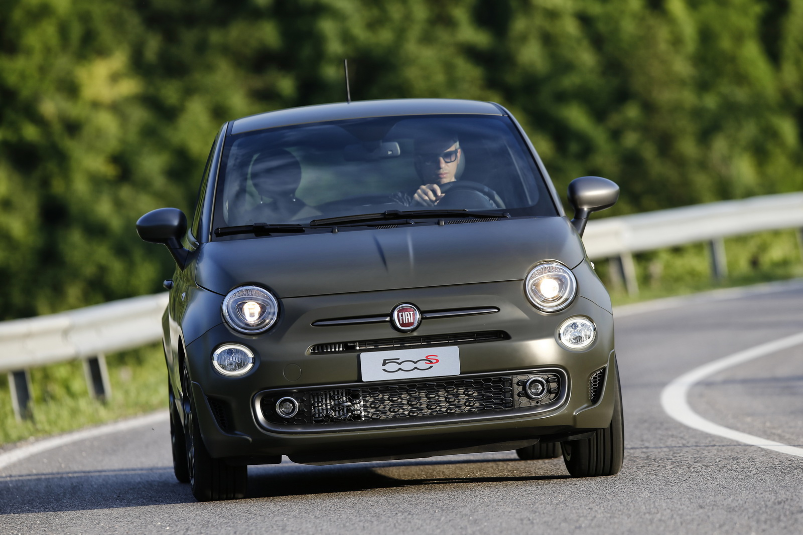 New Fiat 500s Wants To Be The Bad Boy Of The Range