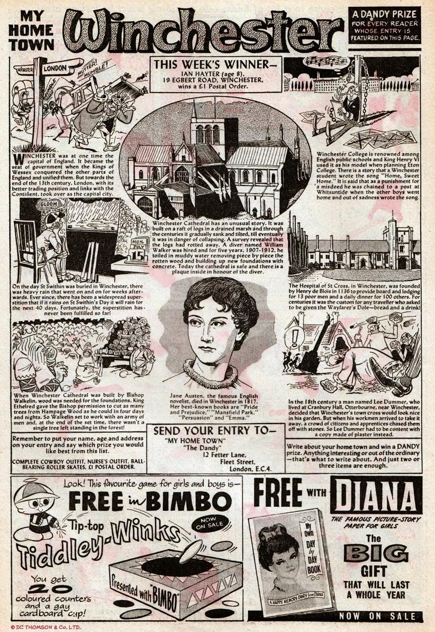 BLIMEY! The Blog of British Comics: February 2015