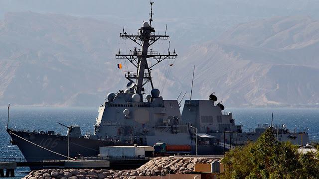 EE.UU. envía dos barcos al estrecho de Taiwán en vísperas del G-20