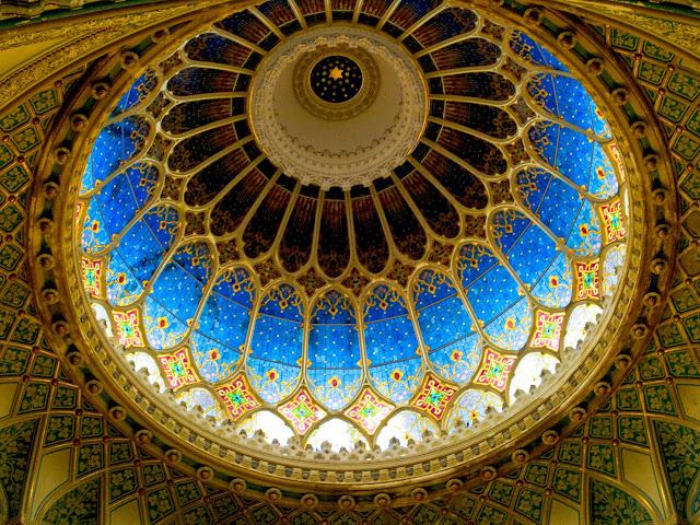 Szeged, Sinagoga Nueva por El Guisante Verde Project