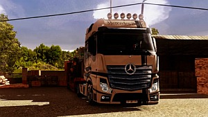 Mercedes Benz MP4 Multimod 2.0 (1.3.1, 1.4.1+)