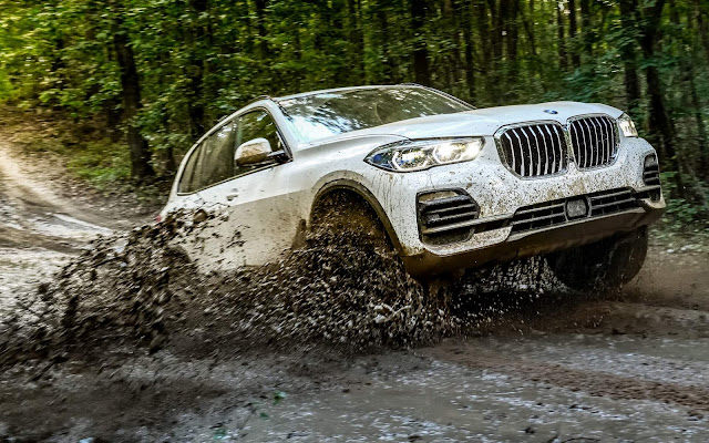 Novo BMW X5 2020