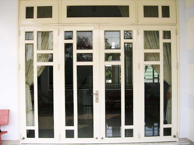 cửa sắt kính