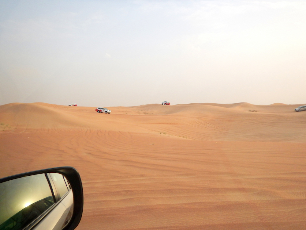 dubai desert dune driving peexo travel blogger