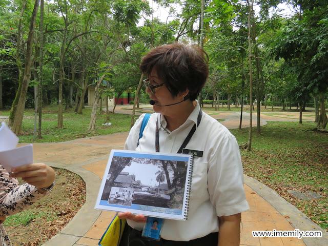 Klang District Hospital (former)/ Jogging Park