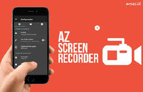 A-Z Screen Recorder (Tanpa Root)