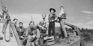 The Big Sky 1952 western