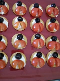 ladybird crackers