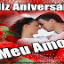 Mensagem de Aniversario Feliz aniversário Amor