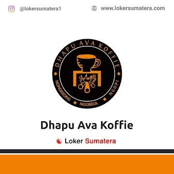 Lowongan Kerja Pekanbaru: Dhapu Ava Koffie Mei 2021