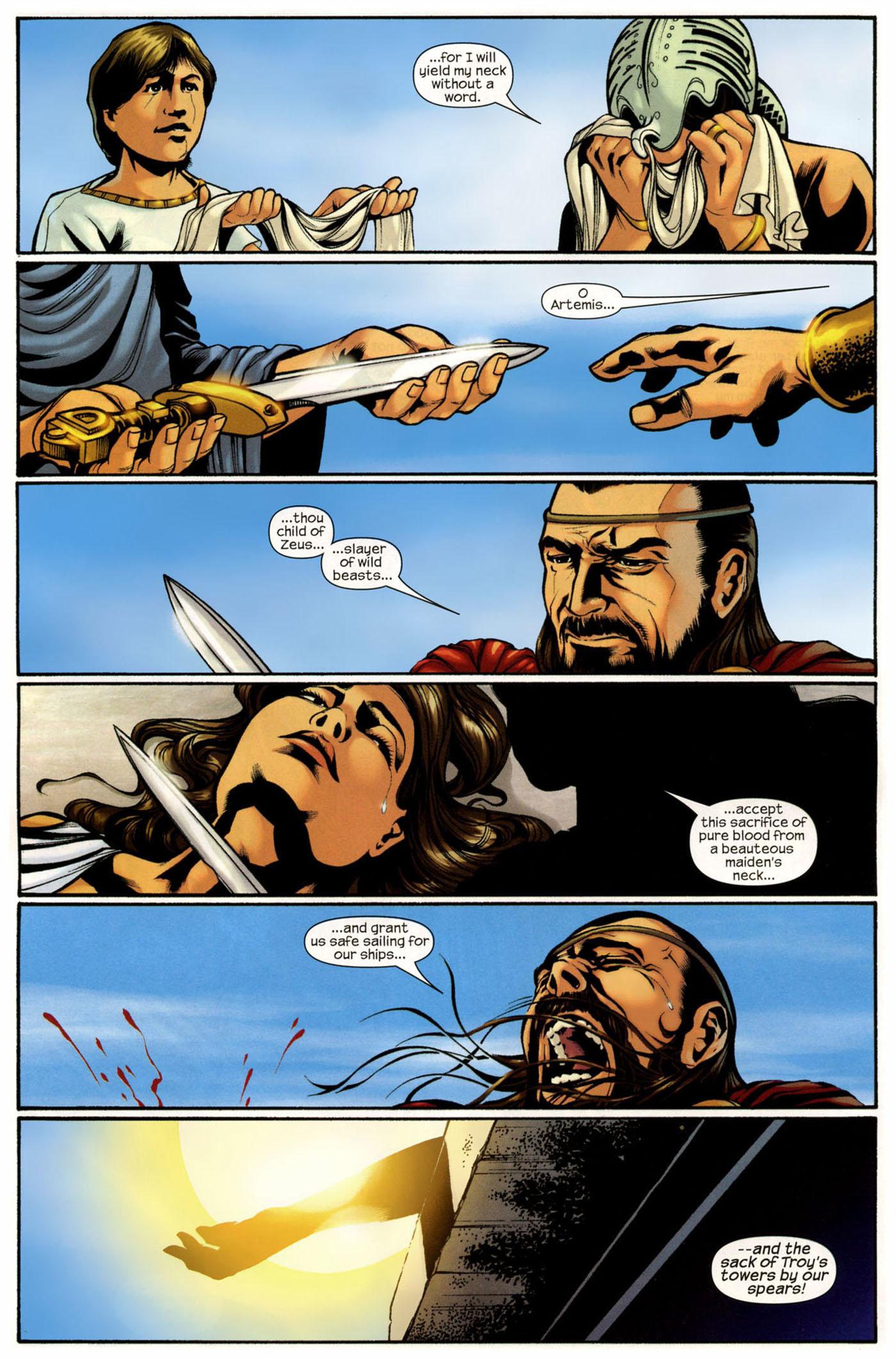 Read online Trojan War comic -  Issue #2 - 8