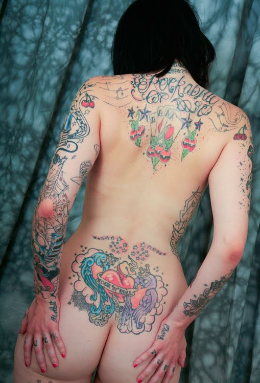 Girls with tattoos galleries sex