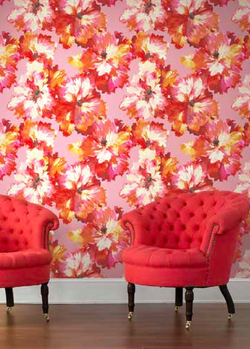 Lisa Mende Design: Carl Robinson Wallpapers & Murals