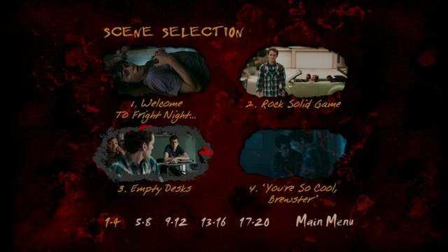 Noche De Miedo [Fright Night] 2011 DVDR Menu Full Español Latino ISO NTSC Descargar