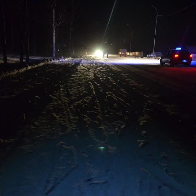В Стерлибашево пешеход погиб под колесами автомобиля