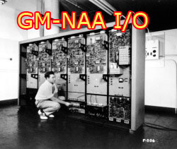 GM-NAA I/O First Operating System