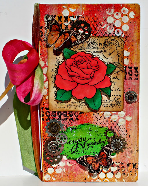 Enjoy Your Day Journal with Eileen Hull's Inspiration Team