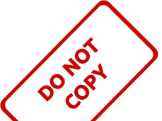 3 Langkah Mencegah Copy Paste pada Blog Anda