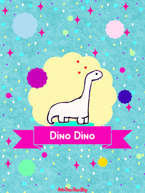 Cute Dino Dino Wallpaper for your ipad, colorful and cute wallpaper